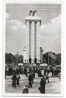 Exposition Paris 1937  - Vue Du Pavillon All.  - Architecte : Albert Speer - Expositions