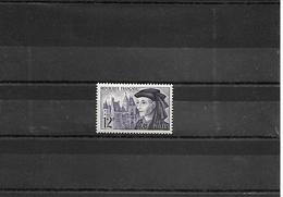 France 1955 Jacques Coeur - Afrique Du Sud