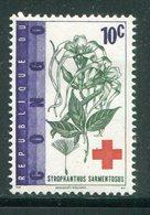 CONGO- Y&T N°495- Neuf Sans Charnière ** (croix Rouge) - République Du Congo (1960-64)