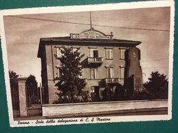 Cartolina Parma - Sede Della Delegazione Di C.S. Martino - 1951 - Parma