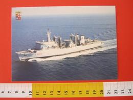 CA.16 ITALIA CARD - 2000 ESERCITO MILITARE STATO MAGGIORE MARINA NAVE GUERRA WAR A5326 ELICOTTERO - Manovre
