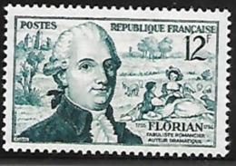 France 1955 Florian - Rwanda