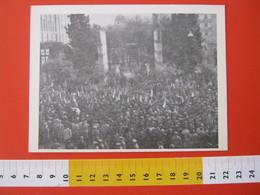 CA.16 ITALIA CARD - 1971 CAGLIARI MONUMENTO AI CADUTI ONORE BRIGATA SASSARI FANTERIA FANTE ASSOCIAZIONE MILANO - Monumenti Ai Caduti