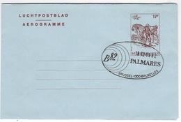 België    Aergrammen     Nederlands / Frans - Stamped Stationery