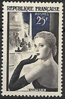 France 1955 Ganterie - Rwanda