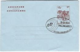 België    Aergrammen   Duits /   Frans / - Stamped Stationery