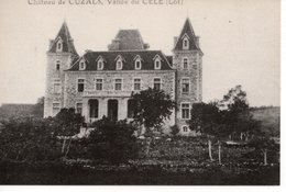 SAULIAC SUR CELE - DOMAINE DE CUZALS - MUSÉE DE PLEIN AIR DU QUERCY - COLLECTION PIERRE SEGOND - France