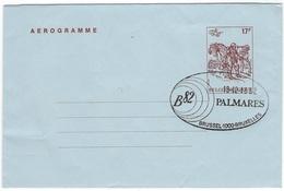 België    Aergrammen  Frans / - Stamped Stationery