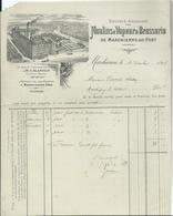 MOULINS A VAPEUR ET BRASSERIE DE MARCHIENNE AU PONT - Belgique