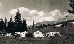 POZZA  DI FASSA - CAMPING - LE DOLOMITI - - Trento