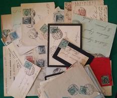 Postcard Cartoline Lotto Di Circa 60, Anni 1910-1949 - Cartes Postales