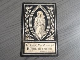 Quickenborne,Huys,Cruyshautem 1843,Nazareth 1904. - Religion & Esotérisme
