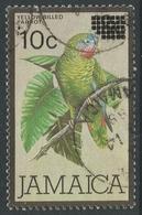 Jamaica. 1984 Surcharged. 10c On 12c Used. SG 606 - Jamaica (1962-...)