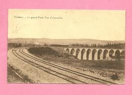 C.P. Vielsalm  =  Le  Grand Pont Chemin  De  Fer  :  Vue  D'ensemble - Vielsalm
