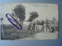 Nos Douaniers à La Frontière En 1912 - Une Arrestation De Contrebandiers - Douane