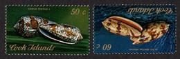 Cook Islands. 1974 Sea Shells. High Values.  MNH - Cookinseln