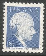 Jamaica. 1987 Portraits. 6c MH. SG 677A - Jamaica (1962-...)