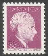 Jamaica. 1987 Portraits. 8c MH. SG 679A - Jamaica (1962-...)