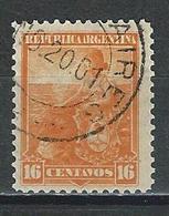 Argentina Mi 110, Sc 133  O Used - Argentina