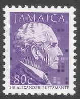 Jamaica. 1987 Portraits. 80c MH. SG 688A - Jamaica (1962-...)