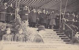 LUNEVILLE  Visite De M Etienne Ministre De La Guerre ( 1913 ) - Luneville