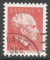 Jamaica. 1987 Portraits. 20c Used. SG 682B - Jamaica (1962-...)