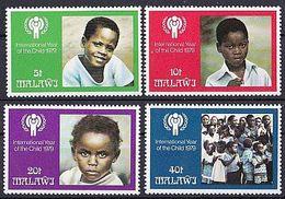MALAWI Mi. Nr. 328-331 ** (A-3-11) - Malawi (1964-...)