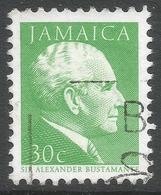 Jamaica. 1987 Portraits. 30c Used. SG 683A - Jamaica (1962-...)