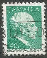 Jamaica. 1987 Portraits. 40c Used. SG 684B - Jamaica (1962-...)