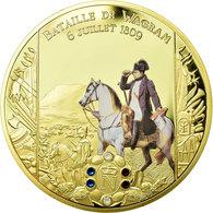 France, Médaille, Napoléon Ier, Bataille De Wagram (1809), 2015, FDC, Copper - Other
