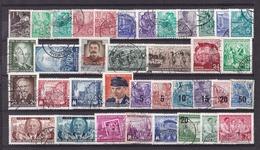 DDR - 1953/55 - Sammlung - Gestempelt - [6] République Démocratique