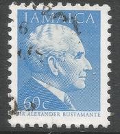 Jamaica. 1987 Portraits. 60c Used. SG 686A - Jamaica (1962-...)