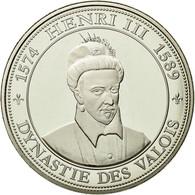 France, Médaille, Les Rois De France, Henri III, History, FDC, Copper-nickel - France