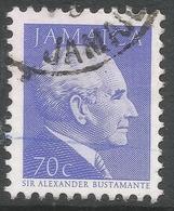 Jamaica. 1987 Portraits. 70c Used. SG 687A - Jamaica (1962-...)