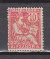 ALEXANDRIE              N°   YVERT  :  24   NEUF AVEC  CHARNIERES      ( Ch 2/01  ) - Nuevos