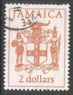 Jamaica. 1987 Portraits. $2 Used. SG 691aB - Jamaica (1962-...)