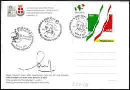 Italia/Italie/Italy: Pietro F.Calvi, Patriota Del Risorgimento Italiano, Patriot Of The Italian Risorgimento, Patriote - Storia