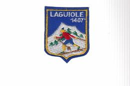 ECUSSON Tissu Brodé - LAGUIOLE 1407M - Patches