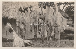 Kenya  BEA  Native Dancers RP   Ky660 - Kenya