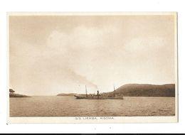 """Kigoma (Tanzanie)  ( M 3313 )  S/S """" Liemba """" Zeeboot - Tanzanie"""