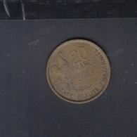 France 20 Francs 1950 - Frankreich