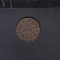 DOA 1 Heller 1912 - Afrique De L'Allemagne De L'Est