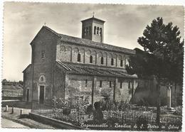 W1903 Bagnacavallo (Ravenna) - Basilica Di San Pietro In Silvis / Viaggiata 1963 - Italie