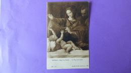 Raphael  La  Vierge De  Lorette  ( Répétition D'après ) - Peintures & Tableaux