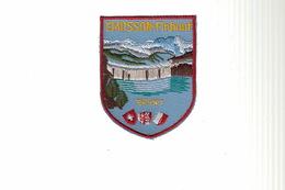 ECUSSON Tissu Brodé - EMOSSON-FINHAUT 1830M - Patches