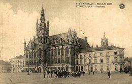 ST NICOLAS HOTEL DE VILLE - Bélgica