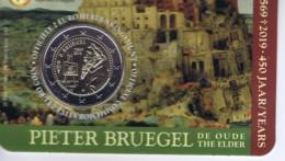 Belgio - 2 Euro Commemorativo Anno 2019 -  Bruegel - Belgio