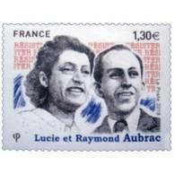 N°5219** Lucie Et Raymond AUBRAC - Nuevos