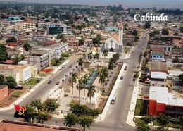 Angola Cabinda Aerial View New Postcard - Angola