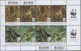 Slovenia - WWF Stone Crayfish - W.W.F.
